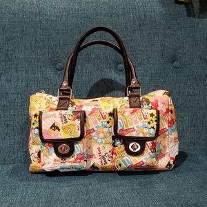 Disney World Vinyl Handbag